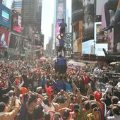 Diwali Festival Lights Up New York's Times Square