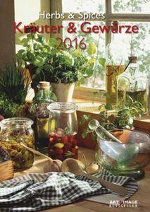 Herbs & Spices - Calendario Erbe e Spezie 2016