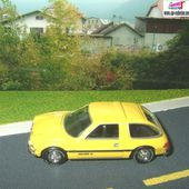 CHRYSLER AMC PACER 1977 JOHNNY LIGHTNING 1/64 - car-collector.net