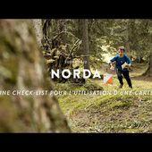 NORDA: Une check-list pour l'utilisation d'une carte