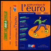 Guide pratique de l'euro - cassette audio - 1998 - l'oreille cassée