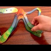 3 D - Boomerang Evolution