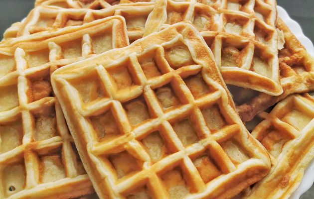 Gaufres (Thermomix)