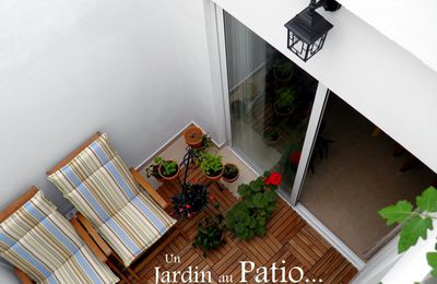 Jardiner au Patio #1