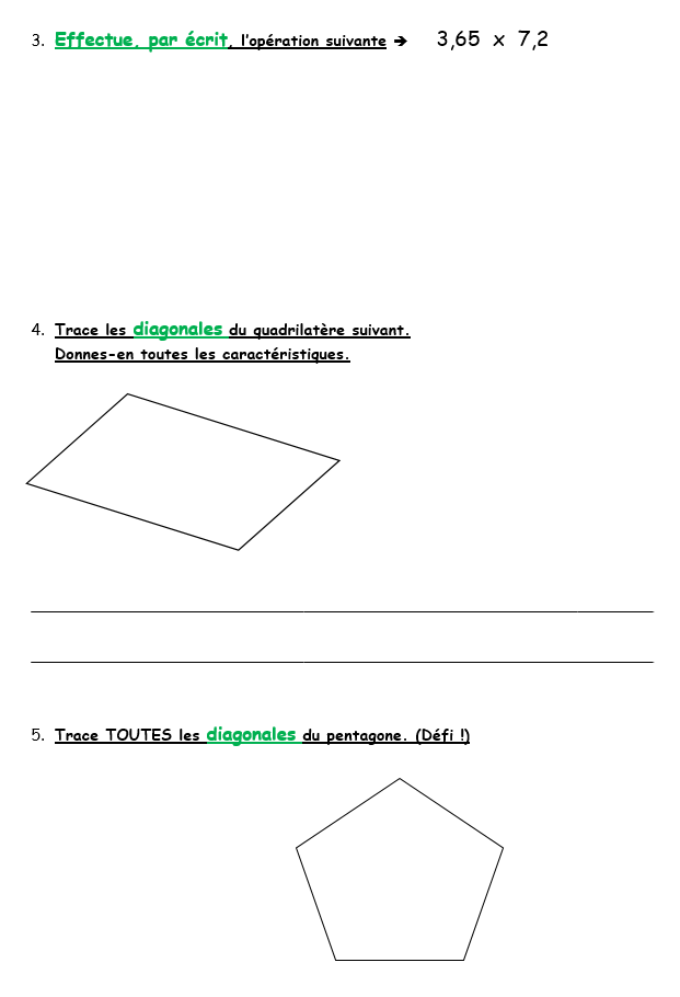 B4. Auto-évaluations => évaluations formatives