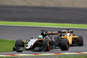 Nico Hülkenberg quitte Sahara Force India pour Renault