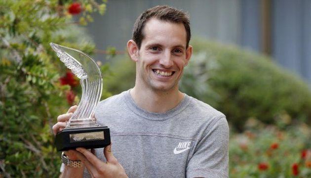 Renaud Lavillenie athlète de l'année 2014
