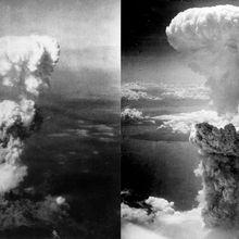IL Y A 75 ANS HIROSHIMA (6 AOÛT 1945) ET NAGASAKI (9 AOÛT 1945),   LES RAISONS D'UN BOMBARDEMENT NUCLÉAIRES ?
