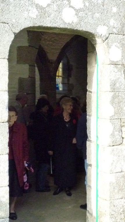 Concert du 18 Octobre 2009 en la Chapelle de Locmaria en Plabennec