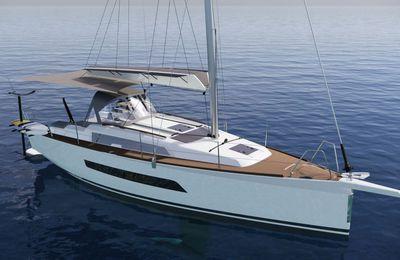 Nuova barca a vela - il Dufour 32, la barca a vela per gli amici