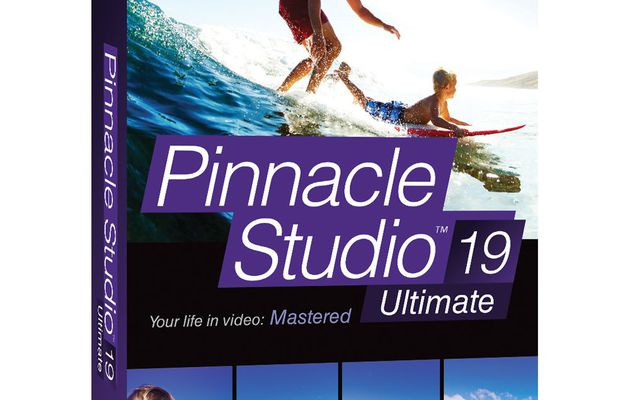 Pinnacle studio Ultimate de Corel