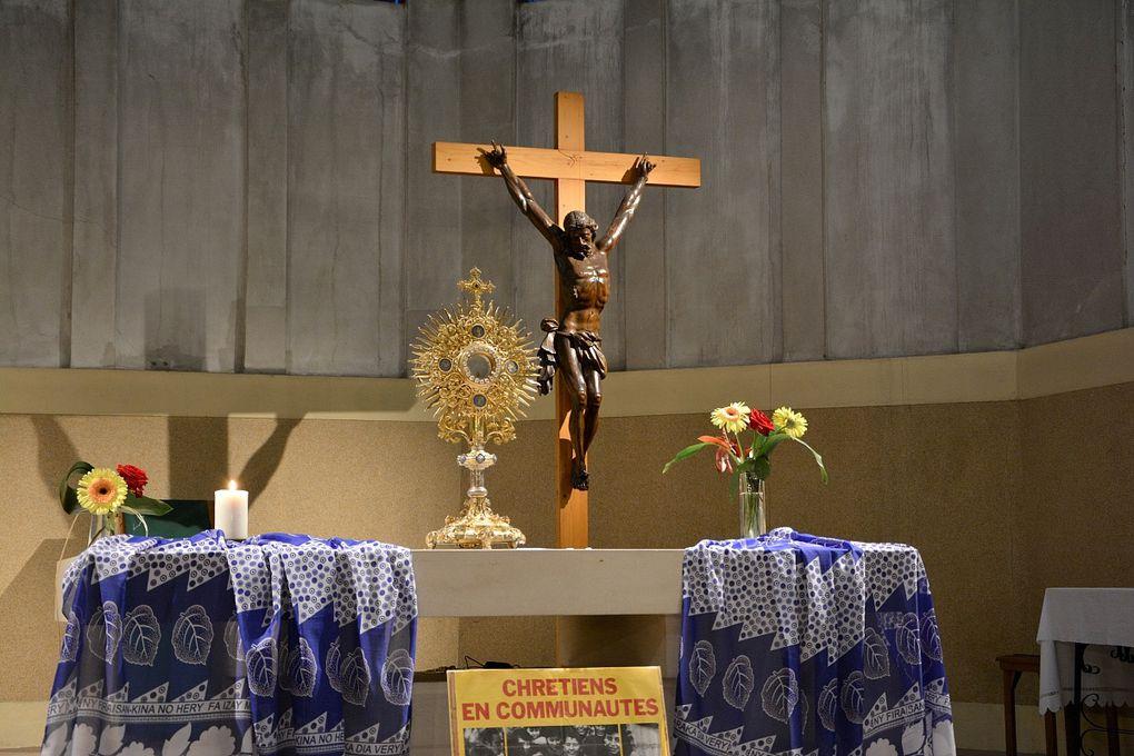 Temps de prière et d'adoration à SVP le 17 oct 2013