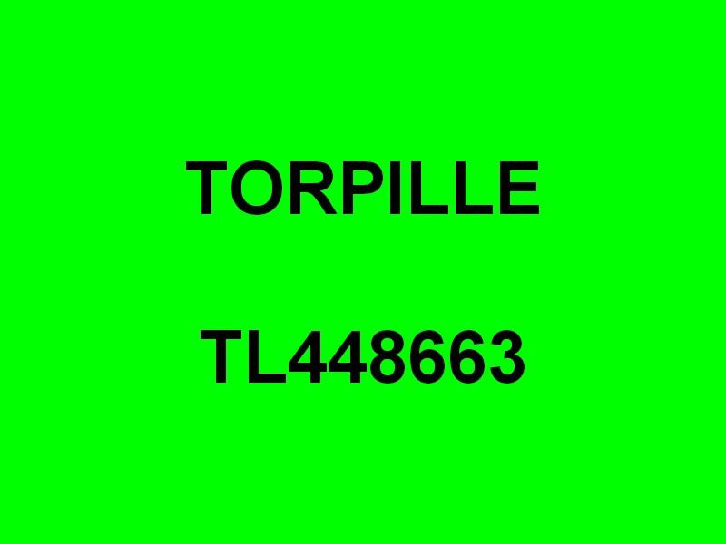 TORPILLE  TL448663