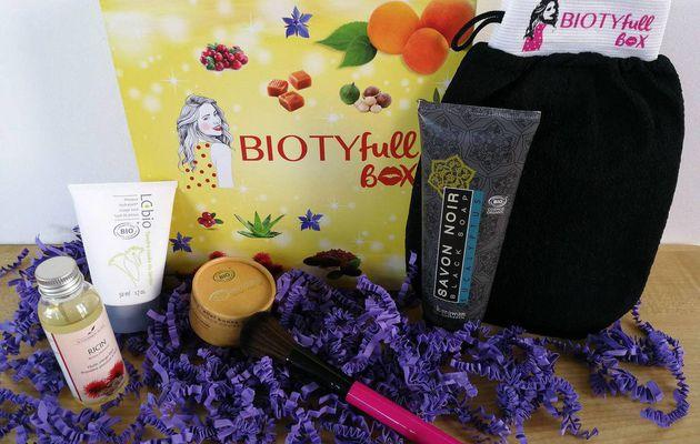 Ma BiotyfullBox de novembre
