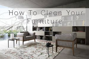 Restore the good condition of your furniture with these easy tricks