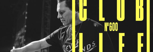 Spécial Tiësto Club Life 600 | Vote for your favorite ClubLife tracks ever !