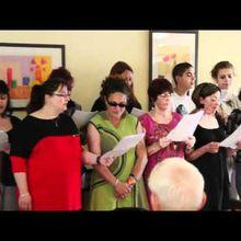 Fête de la Musique , Maison de retraite , ADMR 20 juin 2012