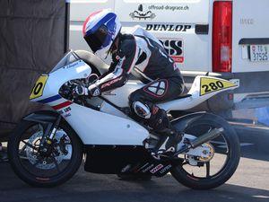 280 - Florian DOGUET 125 GP Honda