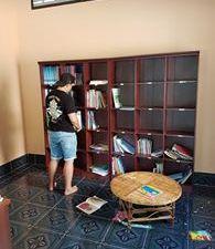 Comment préparer une bibli-ludothèque en 2 temps- 3 mouvements !