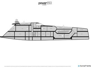 Un nouveau super-yacht chez Sunreef, le 150 Sunreef Power Trimaran
