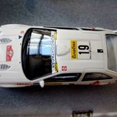FASCICULE N°15 FORD ESCORT WRC MONTE CARLO 1999 FRANCOIS DELECOUR DOMINIQUE SAVIGNONI. - car-collector.net