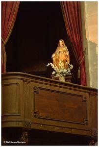 Les vitraux de Notre Dame... de Chantilly