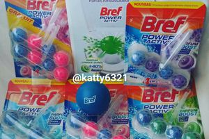 Test de Bref Power Activ'