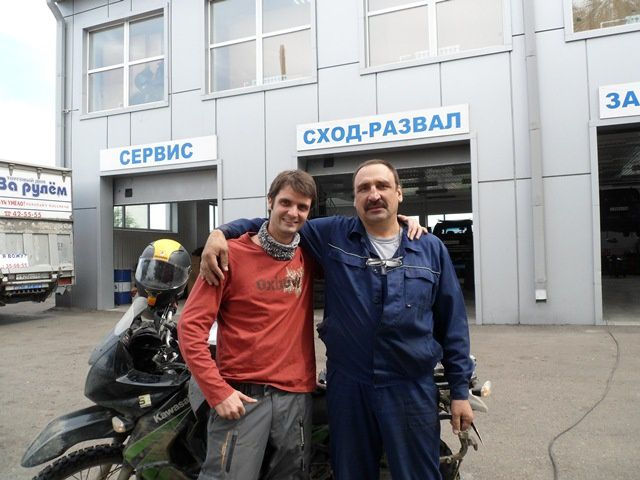 Album - Chita-Irkutsk, Sibérie