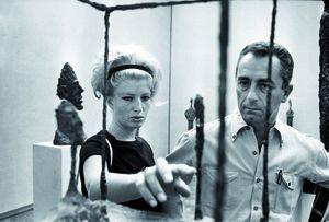 De l'incontournable contemporanéité de Michelangelo Antonioni à la Cinémathèque française