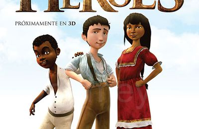 3D Pequeños Héroes Movie Character Modeling and Game Character Modeling Studio