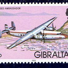 L'avion Airspeed Ambassador