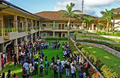 Education: Ashesi University, Ghana. Leadership,Values, Impact