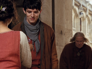 [In a land of myth, and a time of magic] Merlin - Saison 1 (/5)