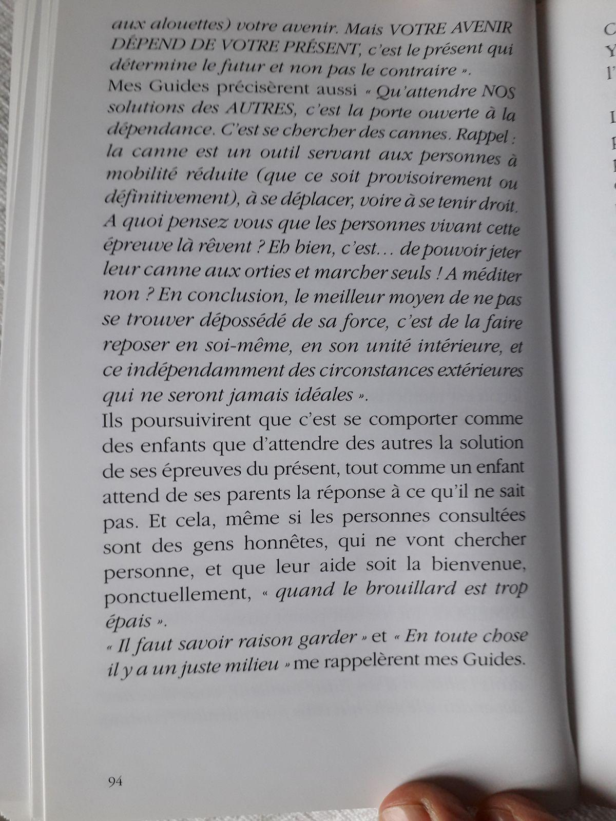 Suite Pluie de Poussières d'Etoiles, page 94 à 97