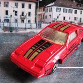 NISSAN 300 ZX MC TOY 1/64 - car-collector.net