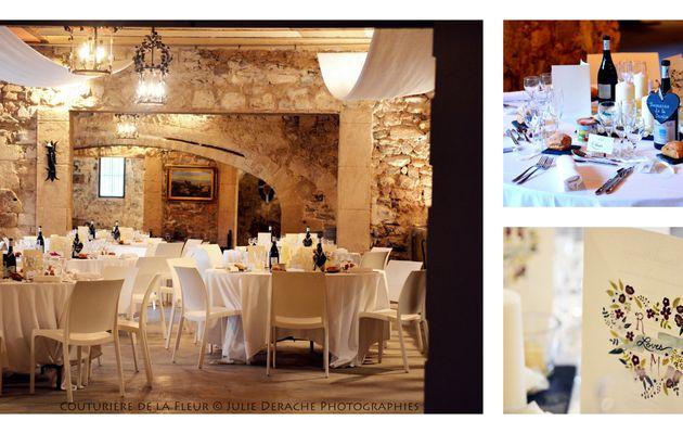 Mariage anglais au Château de Pouget | English wedding at Château de Pouget | Fleuriste mariage Montpellier | Part 3/3 Reception
