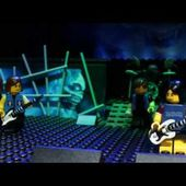 IRON MAIDEN - ROCK IN LEGO