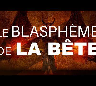 Le grand blasphème de la Bête - Daniel Vindigni