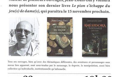 C'était le 22 novembre, l'invitation de l'Oyat Nazairien