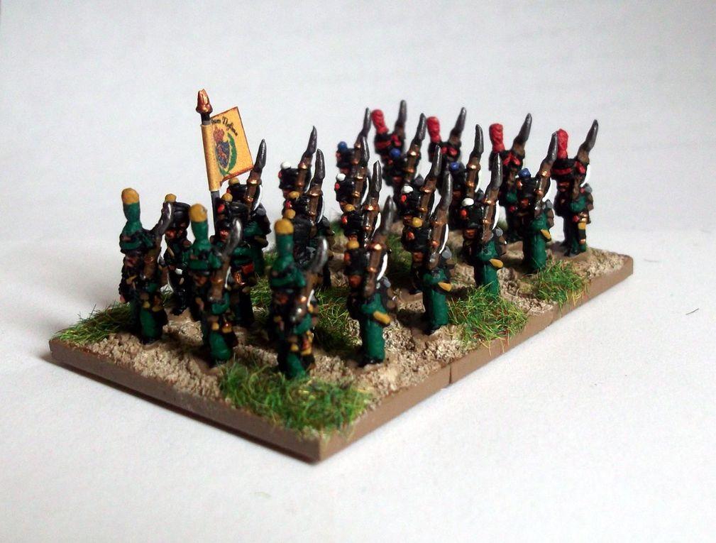 """""""Waterloo 2015"""" : Le régiment de Nassau."""