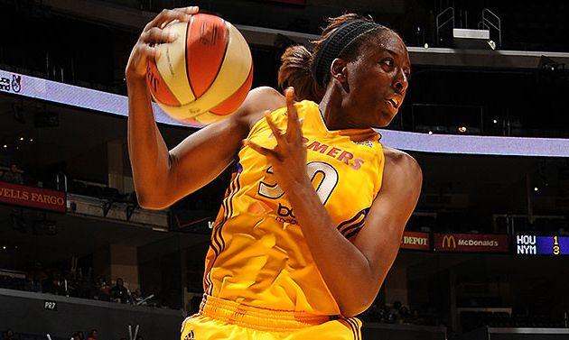 WNBA: Les Sparks sont assurées de la deuxième place