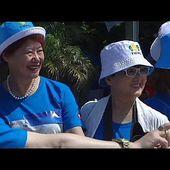 Un richissime Pdg chinois offre un voyage en France à 6400 employés