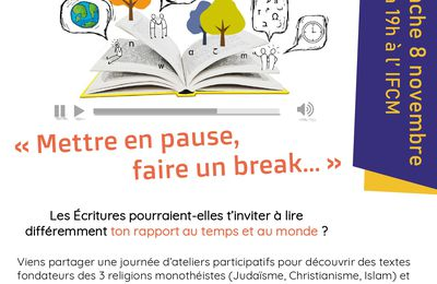 SERIC 2020, 8 novembre, 69000, Lyon : Découvrir les Ecritures