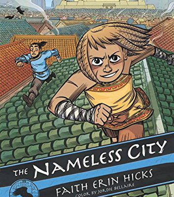 Free Ebook Download: The Nameless City from Faith Erin Hicks