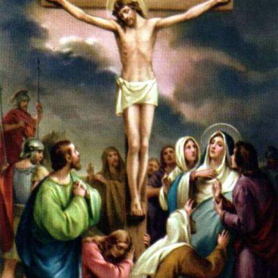 Prière du Vendredi Saint