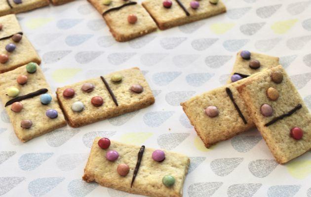 Biscuits dominos !