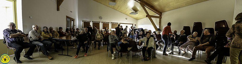 La  Mure Argens  ; Réunion publique autour du point multiservice et la boulangerie Bio