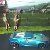 BUGATTI VEYRON HOT WHEELS 1/64 - car-collector.net