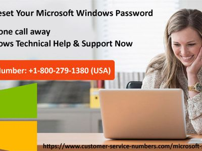 How to Reset Your Microsoft Windows Password in Easy Way