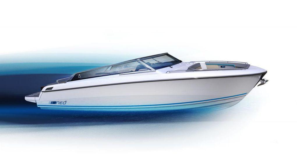 Greenline Yachts rentre sur le marché des vedettes hors-bord